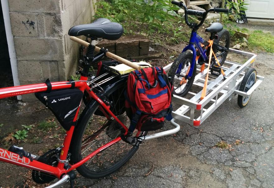 My Home-Made Bike Trailer – the First Year – The Ottawa ...